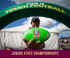 Junior State Championships